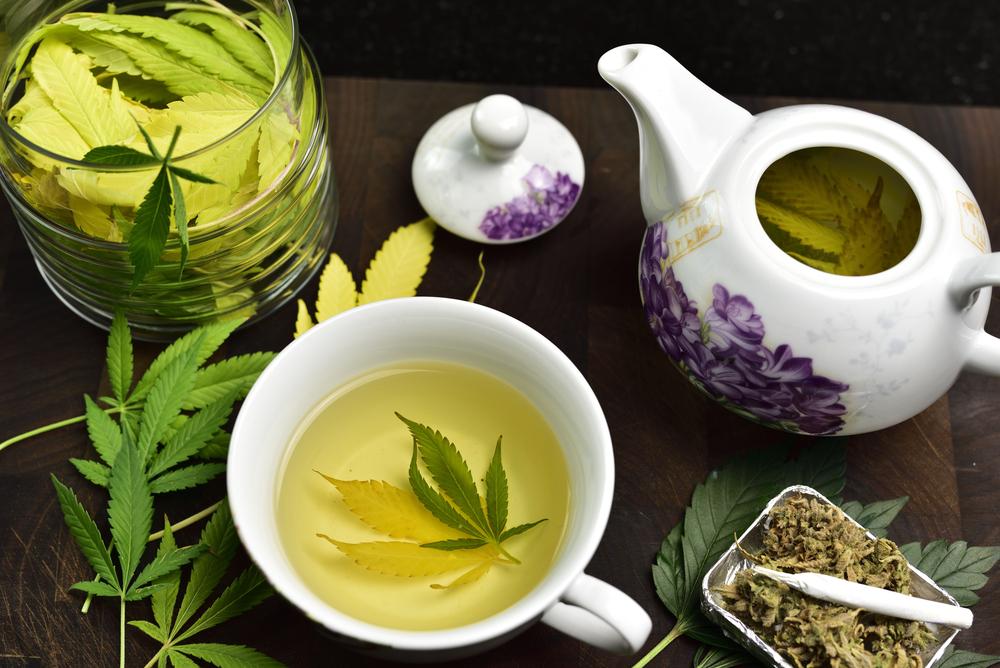 weed tea guide