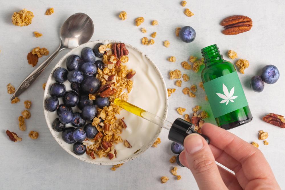 benefits of edibles