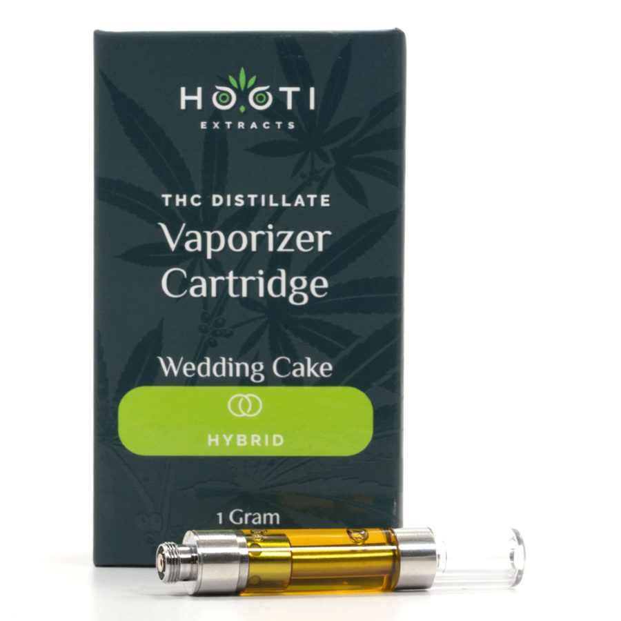 Wedding Cake THC Distillate Cartridge
