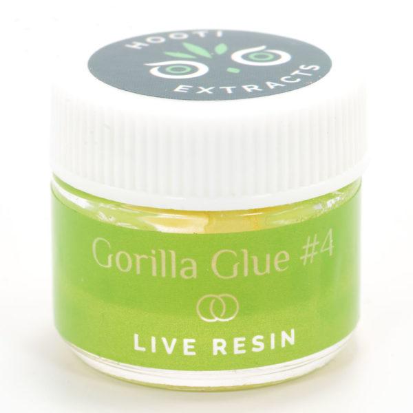 hooti live resin